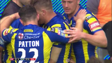 Wigan 10-16 Warrington