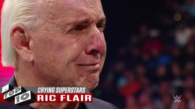 WWE Top 10: Crying Superstars