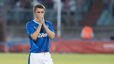 Rangers' worst defeat?
