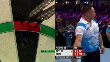 World Matchplay Day 2: Moment of the night