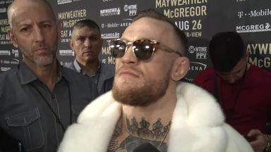 McGregor: Don't write me off