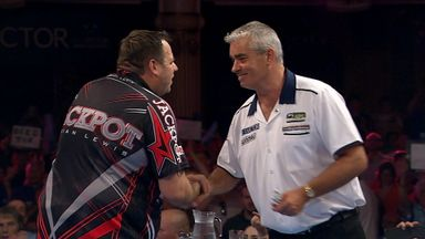 World Matchplay: Lewis v Beaton