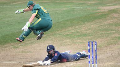 England v SA - Women's ICC