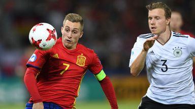 U21 Champs: Germany v Spain