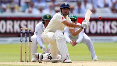 England v S. Africa: T1, D3