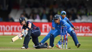 England v India - Women's ICC