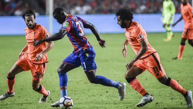 Asia Trophy: Liverpool v C. Palace
