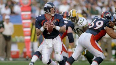 Super Bowl Gold: Packers v Broncos