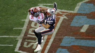 Super Bowl Gold: Giants v Patriots