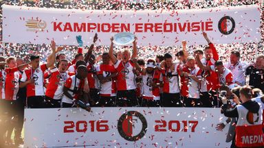 Eredivisie Season Review 16/17