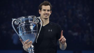 Murray: World No.1