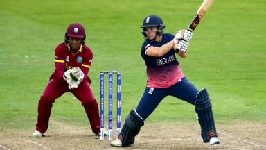 England v West Indies - Women's ICC