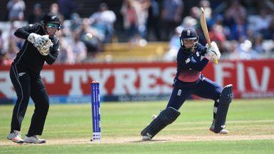 England v New Zealand - Women's ICC
