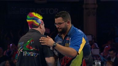 World Matchplay: Wright v Reyes