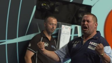World Matchplay: Chisnall v Norris