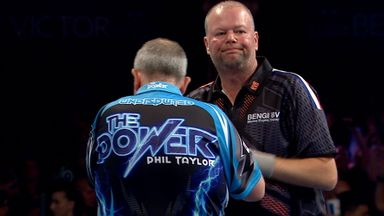 World Matchplay: Taylor v Barneveld