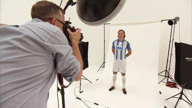 Huddersfield prepare for the Premier League