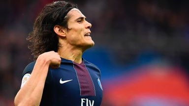 Cavani would welcome Neymar
