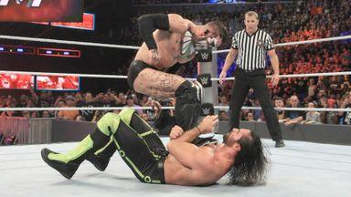 SummerSlam Rewind: Balor v Rollins