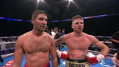 Buglioni retains British title