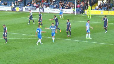 Southend 0-3 Brighton