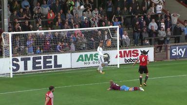 Scunthorpe 0-0 Sunderland