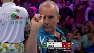 World Matchplay: Moment of the Final