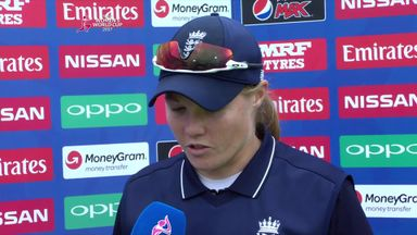Shrubsole hails England fight