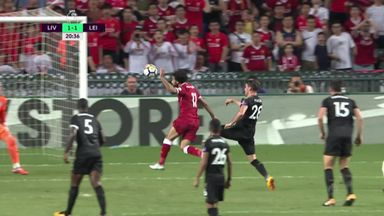 Salah's magnificent header