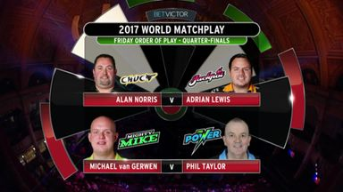 Can Taylor beat MVG?