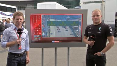 Ant and Valtteri at the Skypad