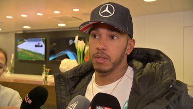 Hamilton: Bottas a contender