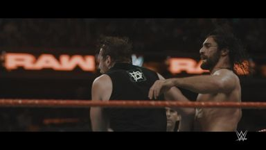 Rollins and Ambrose getting closer?