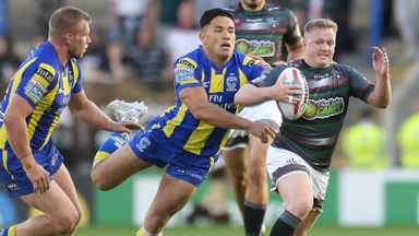 Warrington 22-6 Widnes