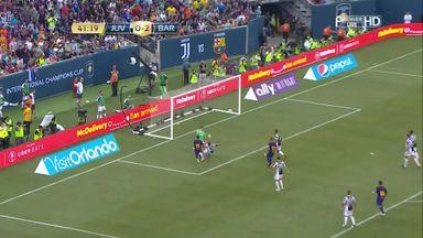 Juventus 1-2 Barcelona