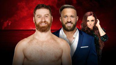 Rematch announced for WWE Battleground