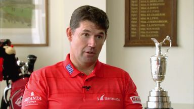 Birkdale memories: Padraig Harrington
