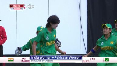 Highlights: India Women v Pakistan Women