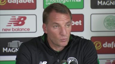 Rodgers waiting on Griffiths fitness
