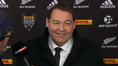 Hansen frustrated with draw