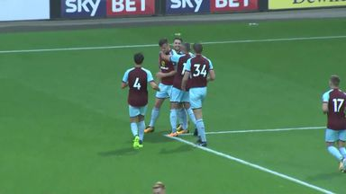 Preston 1-2 Burnley