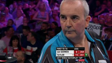 World Matchplay Day 7: Moment of the night