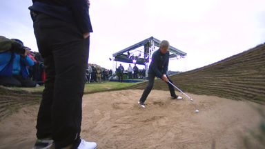 Open Zone: Hansen's 4 iron challenge