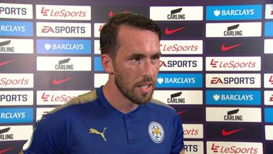 Fuchs proud of Leicester display