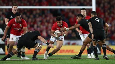 New Zealand 15-15 Lions