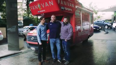 #FANVAN - The last goodbye