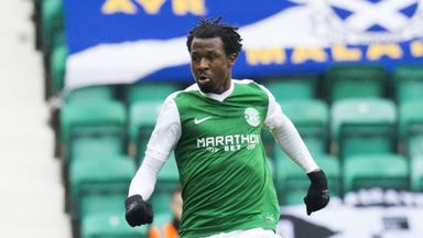 Ambrose expected to return to Hibs