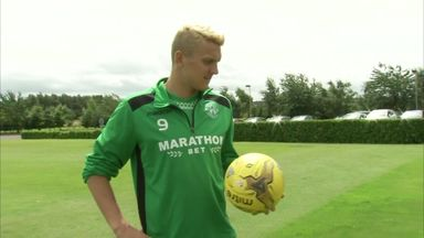 Matulevicius explains Hibs decision