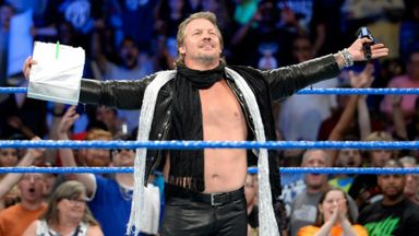 Jericho returns to SmackDown