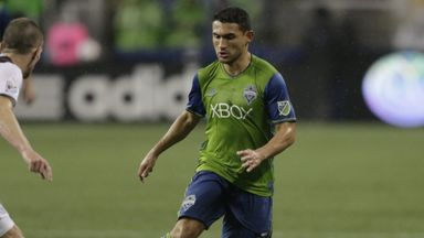 Seattle Sounders 3-0 San Jose Earthquakes